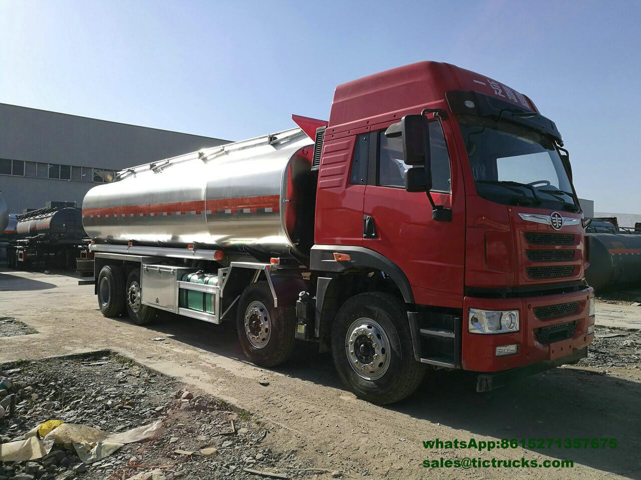 Camion-citerne -008-FAW-truck_1.jpg d'alliage d'aluminium