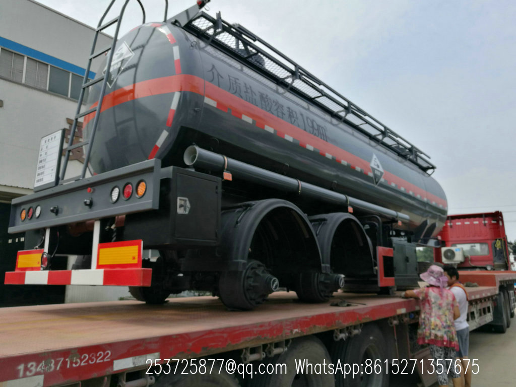 Réservoir trailer22200Liters-.jpg d'acide chlorhydrique