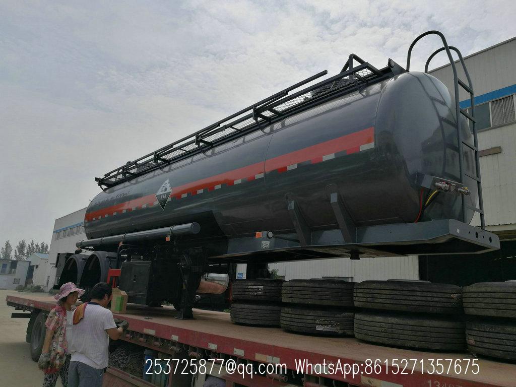Réservoir trailer21400Liters-.jpg d'acide chlorhydrique