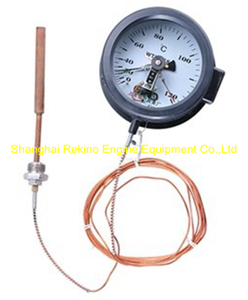WTZ-288-0-100 Temperature meter Ningdong engine parts for G300 G6300 G8300