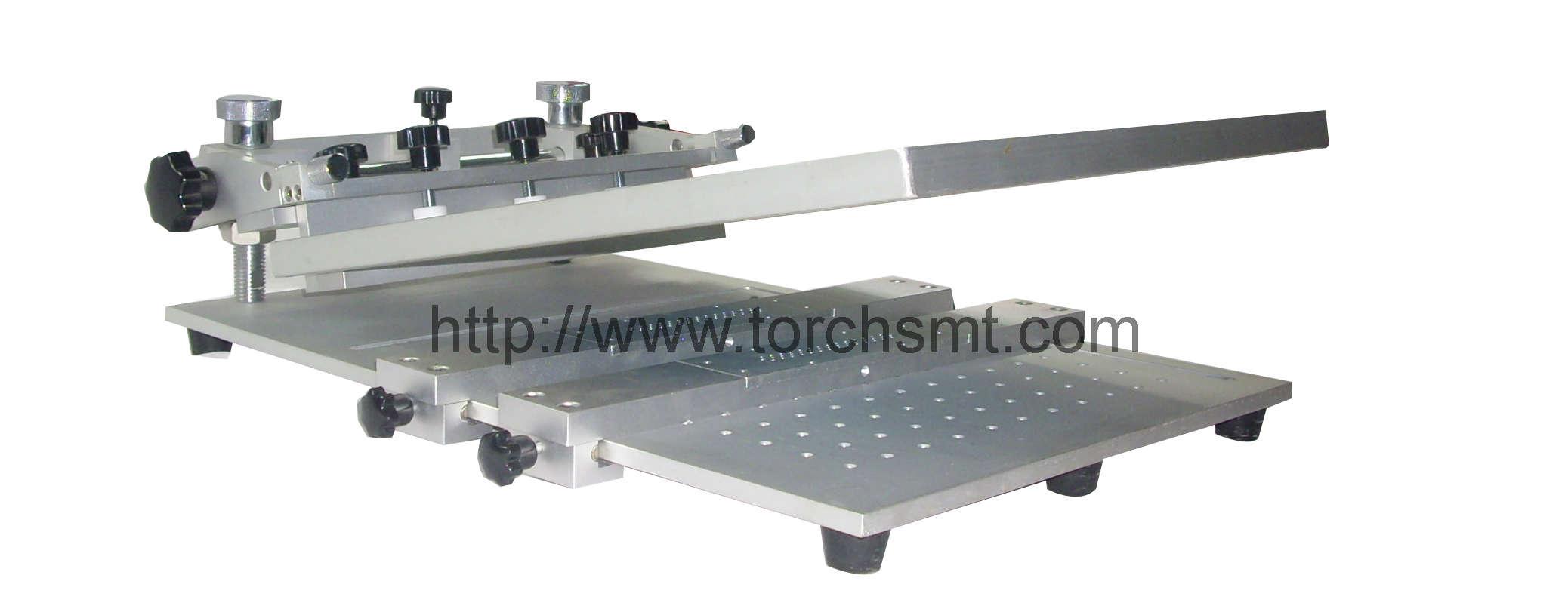 precision screen machine