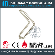 Stainless Steel 304 Corniform Pull Handle for Front Glass Door-DDPH012