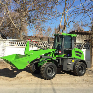 Hot sale ZL15F 1500kg mini loader made in China