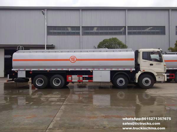 Camion 30000L de pétrole lourd de Foton