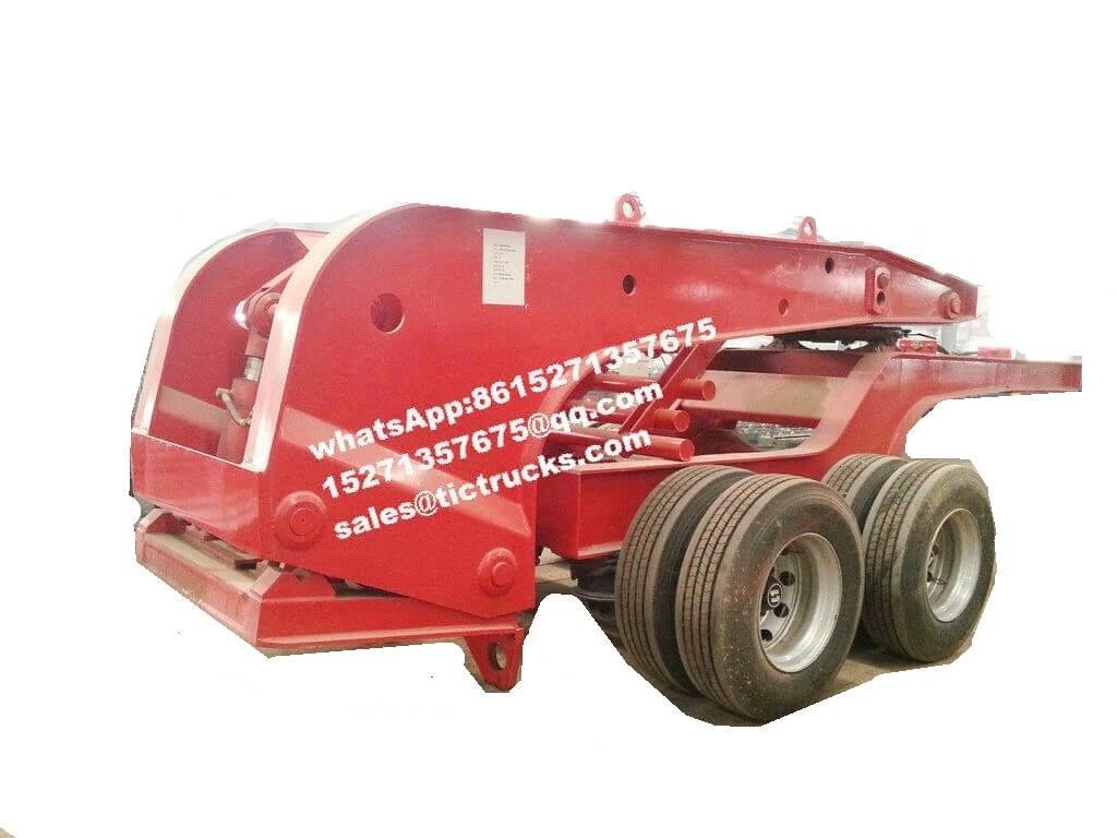 Gooseneck-204Ton-Hyraulic hydraulique Lowboy.jpg détachable