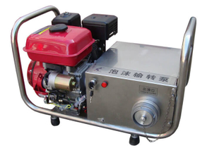 Portable Foam Transfer Pump SZQ-120
