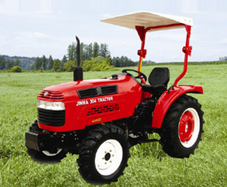 Jinma Tractor Parts : Jinma tractor from china manufacturer