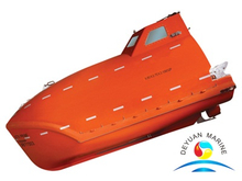 F.R.P Totally Enclosed Free Fall Lifeboat