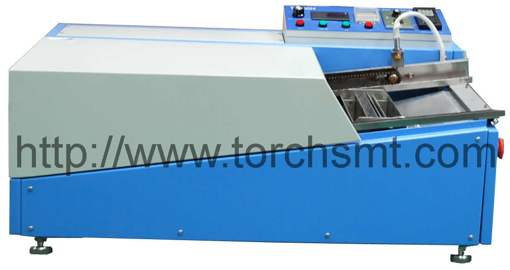 small wave solder machine
