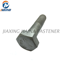 Hot Dip Galvanized HDG High Tensile Hex Cap Screw