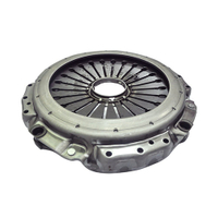 Pull Type 430 Clutch Pressure Plate And Cover Assembly