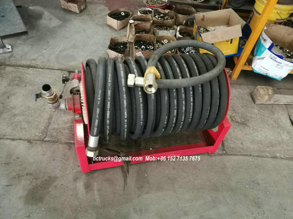 ISUZU GIGA Foam Powder Fire Truck 2 Units Sale - Hubei Dong