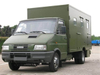 IVECO Military Mobile Food Truck 4*4 / 4*2 Customizing