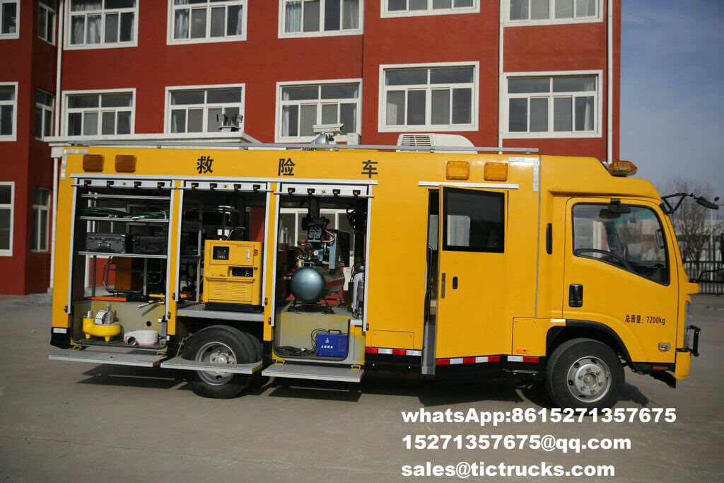 ISUZU Engineering Thermal Emergency Rescue Vehicle 4_1.jpg
