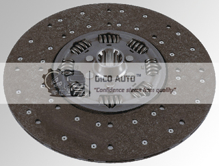 "Clutch Disc 1878027231 / 1878 027 231 ""BOVA DAF"" G400D018"