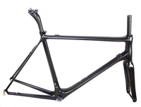 LIGHT WEIGHT CARBON FRAME 700C