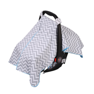 China manufacturer custom design baby car seat canopy baby car seat cover