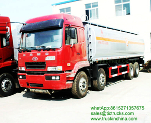CAMC Fuel Tanker Truck Capacity of 20000L -30000L