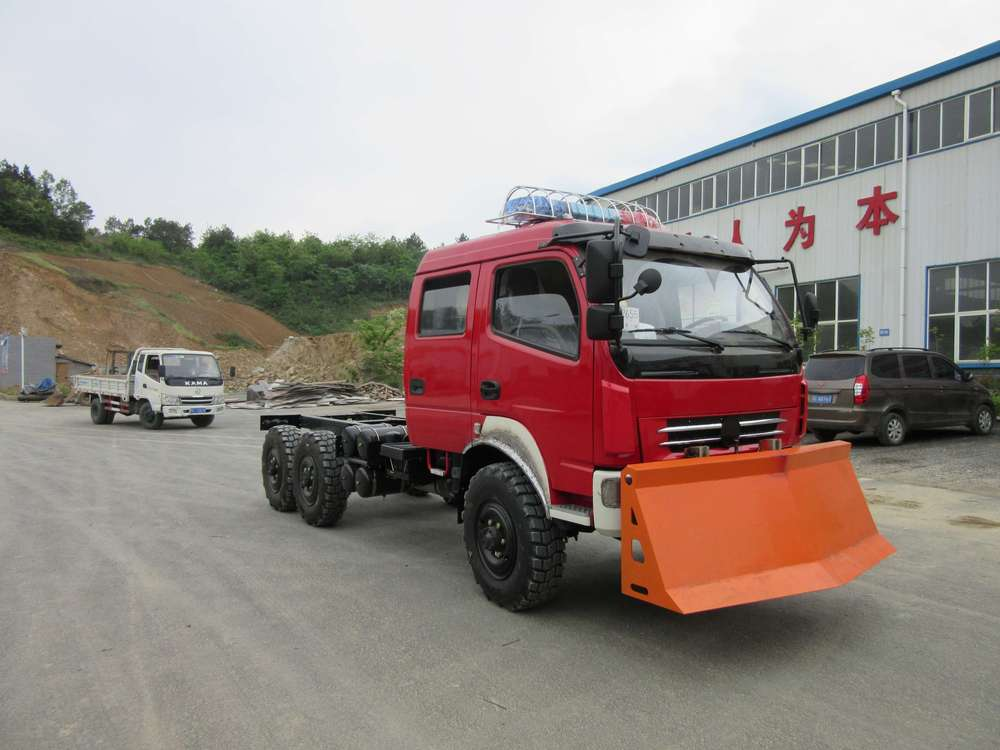 Off Road 6x6 AWD Water Tanker Fire Truck 4000L ( 1000 Gallons) For Forest Fire Fighting