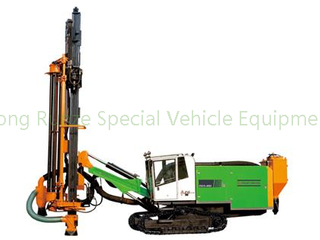 ZGYX-450 Integrated open-air DTH Drill Rig(Down-The-Hole) export to TANZANIA FOB price