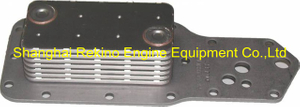 Cummins 6BT oil cooler core 3957544 3921558
