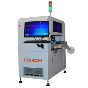 Six-Head Small High Speed Visual Pick&Place Machine