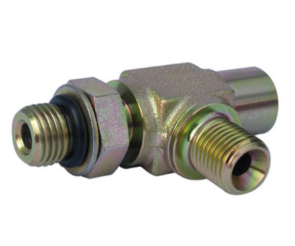 Bsp deg cone hydraulic fittings adapters