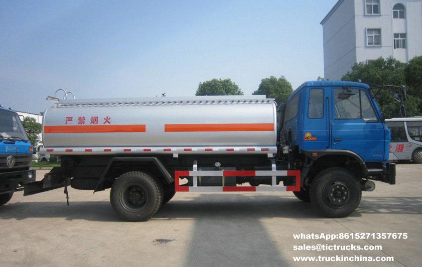 Capacité 10000L 2_1.jpg de camion-citerne aspirateur d'essence de Refuelling de Dongfeng 4x2