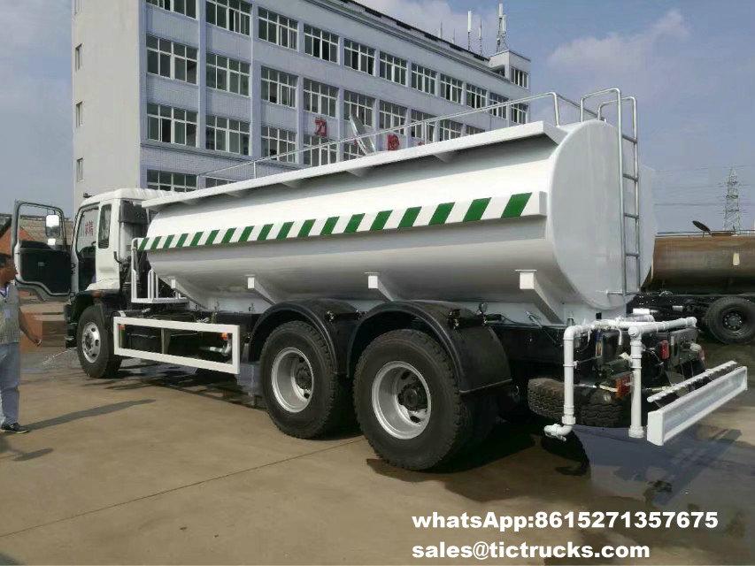 Camion-citerne truck-19cbm_1.jpeg de wate d'ISUZU FVZ
