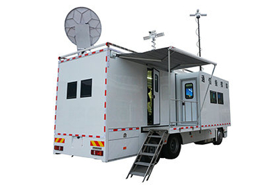 SITRAK Emergency Satellite Communications Command Vehicle