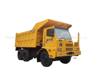 GKM55R right hand drice off-highway dump truck price MINING OFF ROAD