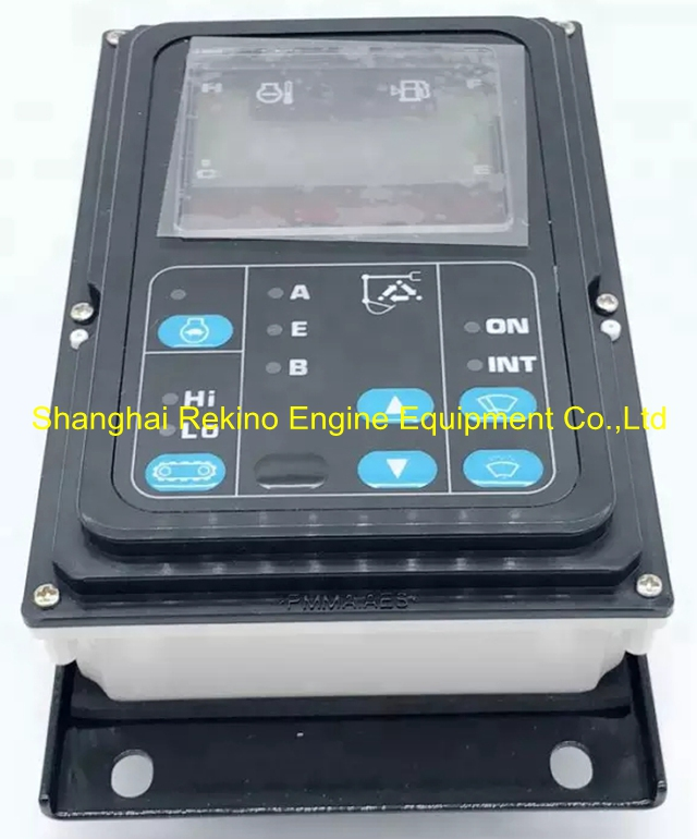 7835-10-5000 PC130-7 Komatsu excavator monitor display panel