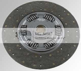 Clutch Disc 1878003768 / 1878 003 768 VOLVO G400D007