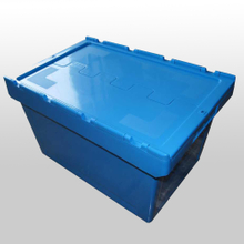 Plastic stack and nest containers 600x400x320mm