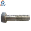 DIN 931 Stainless Steel 304 Half Thread Hex Bolt