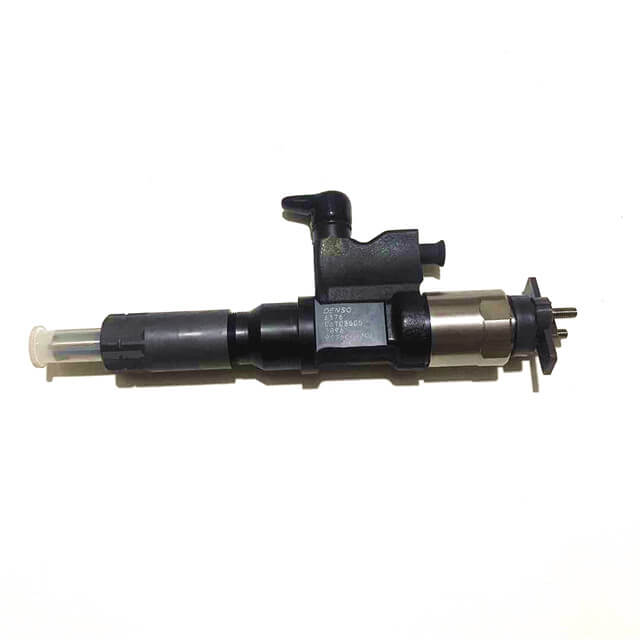 ISUZU Engine Parts 8-97609789-4 095000-6374 Diesel Fuel Injector Nozzle Assembly