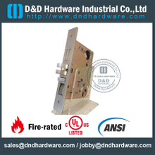 UL Door Lock for Fire-rated Doors -DDML ANSI F20
