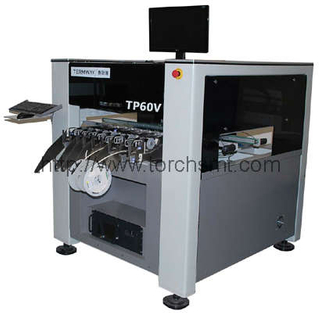 Automatic high speed visional pick&place machine TP60V
