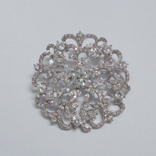 Flower Wedding Brooch