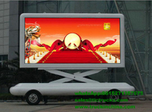 Mobile LED Trailer Series