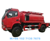 Dongfeng 4x4 Offroad Fuel Bowser