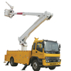 Isuzu Insulation Manlift 18m -20m for Electric Working