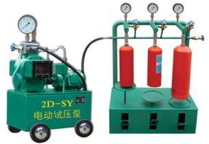 Wholesale Fire Extinguisher Testing-Pressure Test Stand Hydrotest