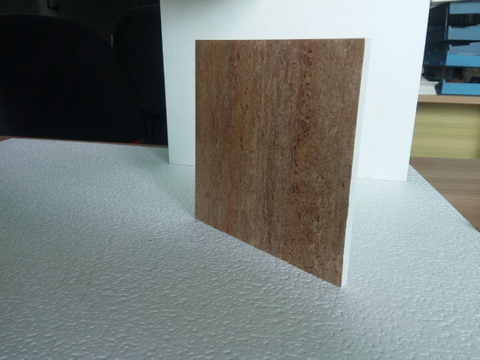 PVC rigid board for furniture and interior wall panel