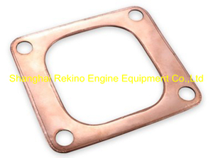 330-09-002 intake pipe upper gasket Ningdong engine parts for DN330 DN6330 DN8330