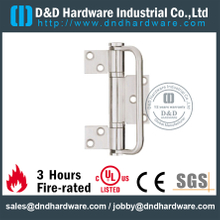 Stainless Steel 2 Ball Bearing Folding Hinge with handle for Folding Door -DDSS041