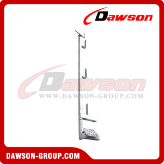 DS-D008 Screw Parapet Scaffolding 5.6kg