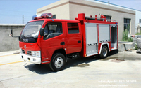 Dongfeng 2500Lwater Fire Truck 4x2