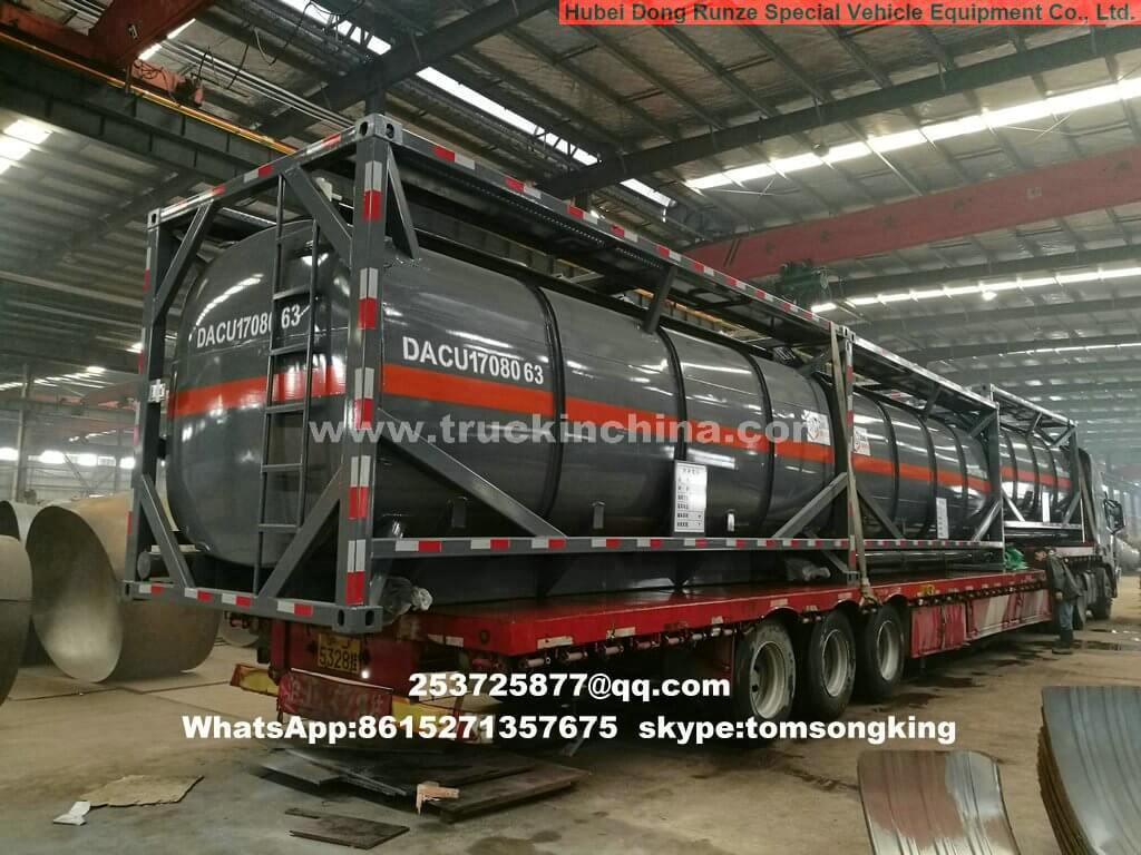 iso tank Hydrochloric acid-105_1