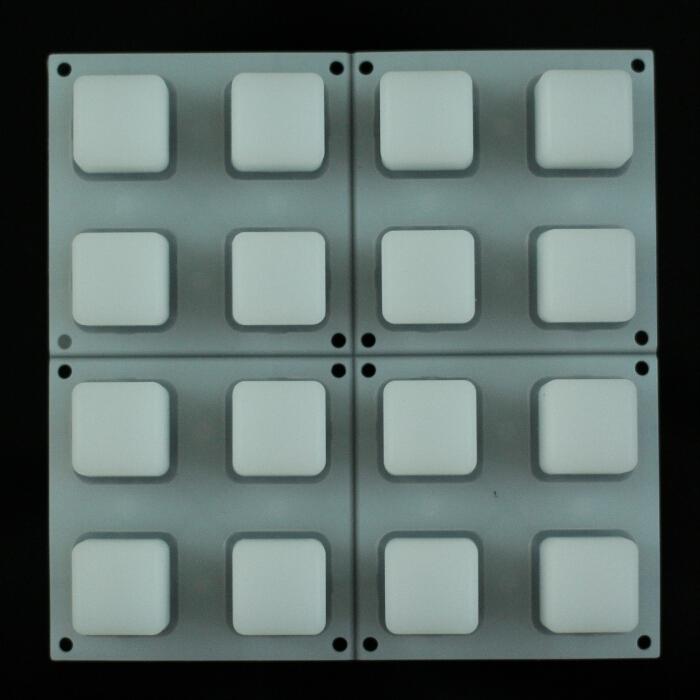 Silicone Button 55